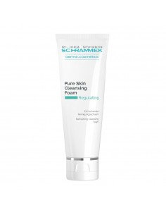 pPure Skin Cleansing Foam - Espuma de Limpeza 100ml Pele Oleosa - All2Skin