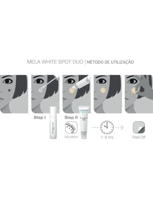 pMela White Night Cream - Creme de Noite 50ml Pele com Manchas - All2Skin